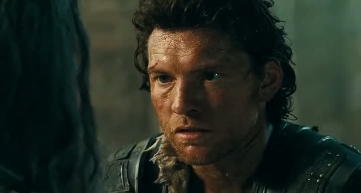 Screen Shot Of Wrath Of The Titans (2012) Dual Audio Movie 300MB small Size PC Movie