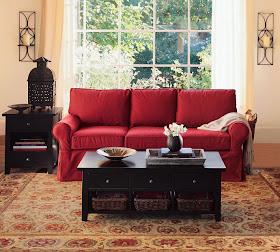 Left On Highland Part I Ikea Ektorp Vs Pottery Barn Basic Sofas And Chairs