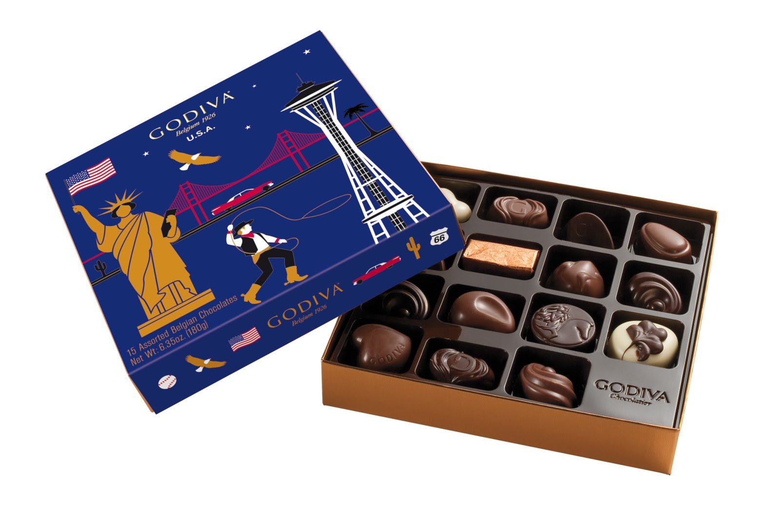 Essential Communications Godiva Launches Exciting New