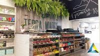 projeto arquitetura obra layout interno loja produtos naturais orgânicos