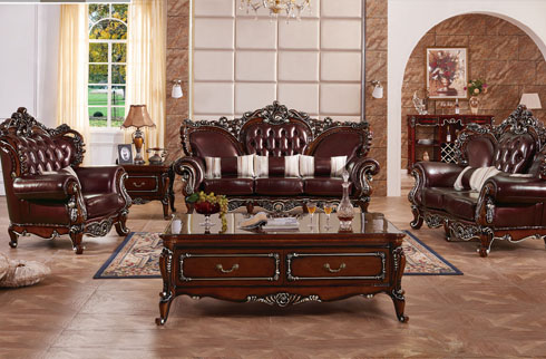 """Mách bạn cách chọn sofa tân cổ điển """" chuẩn không cần chỉnh"""""""