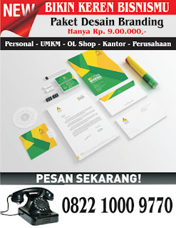 Paket Desain Branding