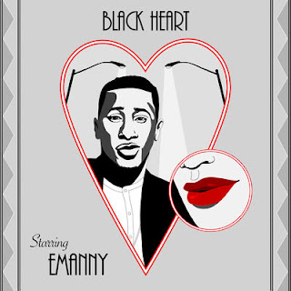 Emanny - Black Heart (2017) - Album Download, Itunes Cover, Official Cover, Album CD Cover Art, Tracklist