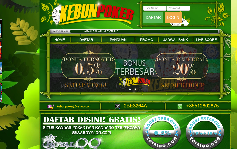 Kumpulanpoker17 Kebunpoker Agen Poker Online Terpecaya