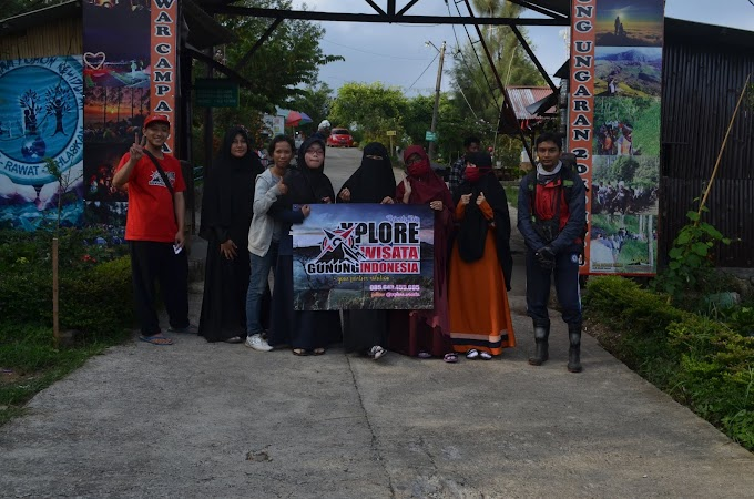 Paket Sunrise di Semarang, Pesona Gunung Ungaran