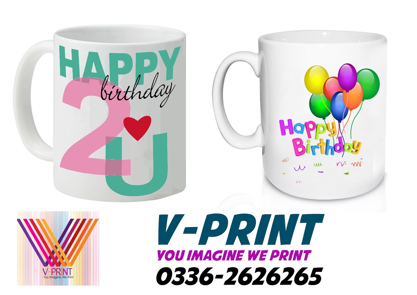 Personalized mugs price divisoria - V Print Is A Personalized Printing Shop We Print Birthday Mugs Love Mugs And Many More Mugs As Per Your Desire We Are Expert In Mug Printing