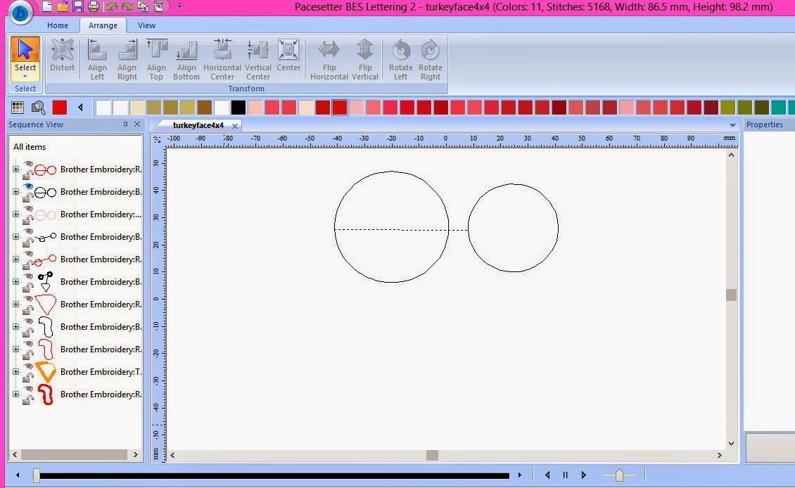 How to Cut Machine Embroidery Applique Patterns with