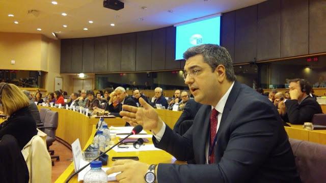 Τζιτζικώστας: Πεδίο οικονομικής ανάπτυξης ο ευρωπαϊκός πολιτισμός