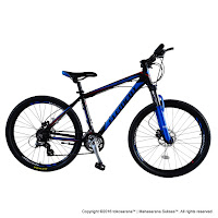Sepeda Gunung Element Challanger Aloi 24 Speed Cakram Hidrolik 26 Inci