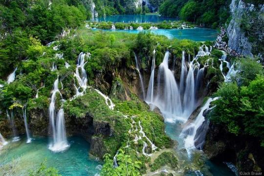 Plitvice Lakes, Kroasia