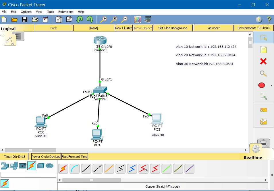configure dhcp on cisco router