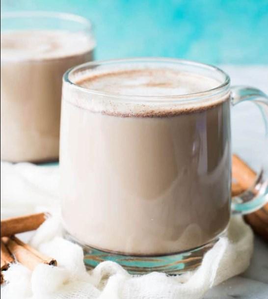 Snickerdoodle Latte #Latte #Drink