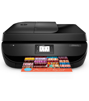 One Printer amongst Wireless straight printing HP OfficeJet 4655 Driver Downloads