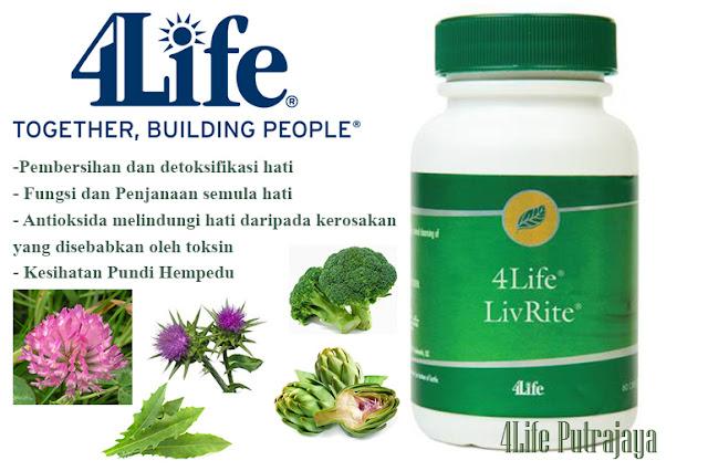 4Life Transfer Factor LivRite