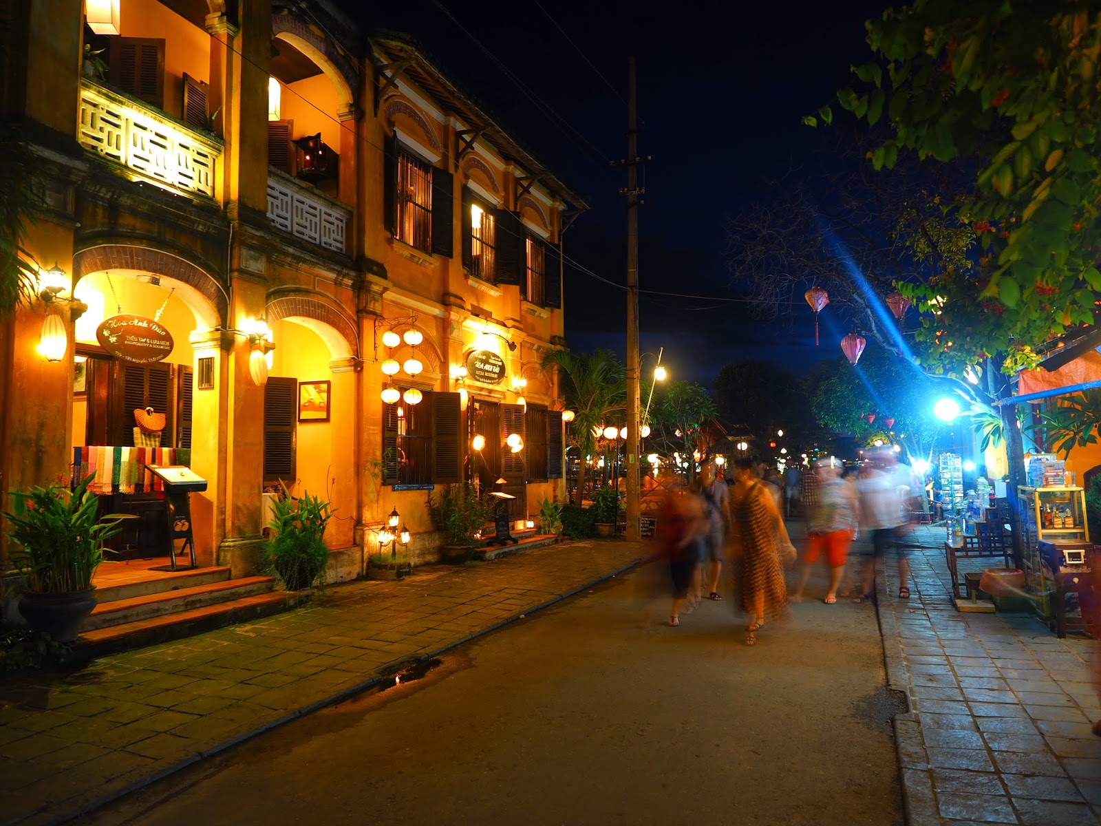 Hoi An Vietnam UNESCO World Heritage travel holiday vacation trip street market