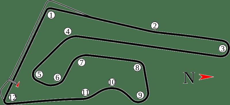 Sirkuit Buriram Thailand resmi jadi salah satu tuan rumah balapan MotoGP musim 2018 sampai 2020 mendatang !