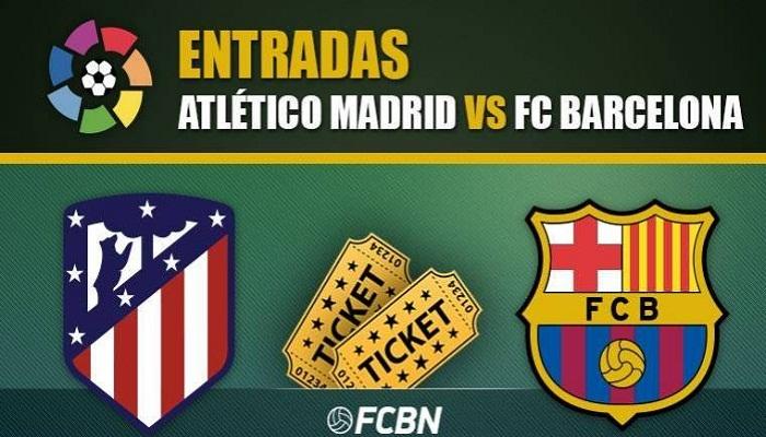 Ver Atlético de Madrid vs Barcelona EN VIVO