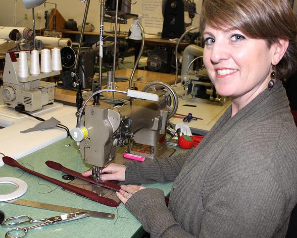 Designer Kimberly Mitchell-Catlett