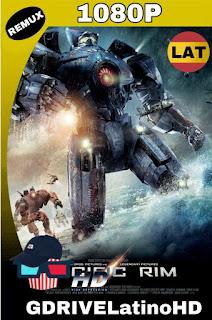 Pacific Rim (2013)[LAT] BDREMUX 1080P MKV