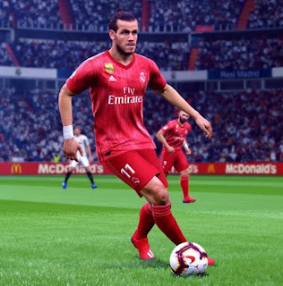 PES 2019 MASTERPIECE Gameplay Patch by Incas36