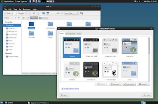 mate desktop 1.6 screenshots