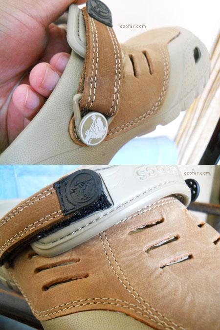 Sandal Crocs Yukon Sport Khaki/Coffee