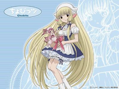 animes-romanticos-chobits