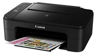 printer makes flawless together with stunning pictures together with volition offering straightforward sudden affilia Canon PIXMA TS3122 Drivers Download
