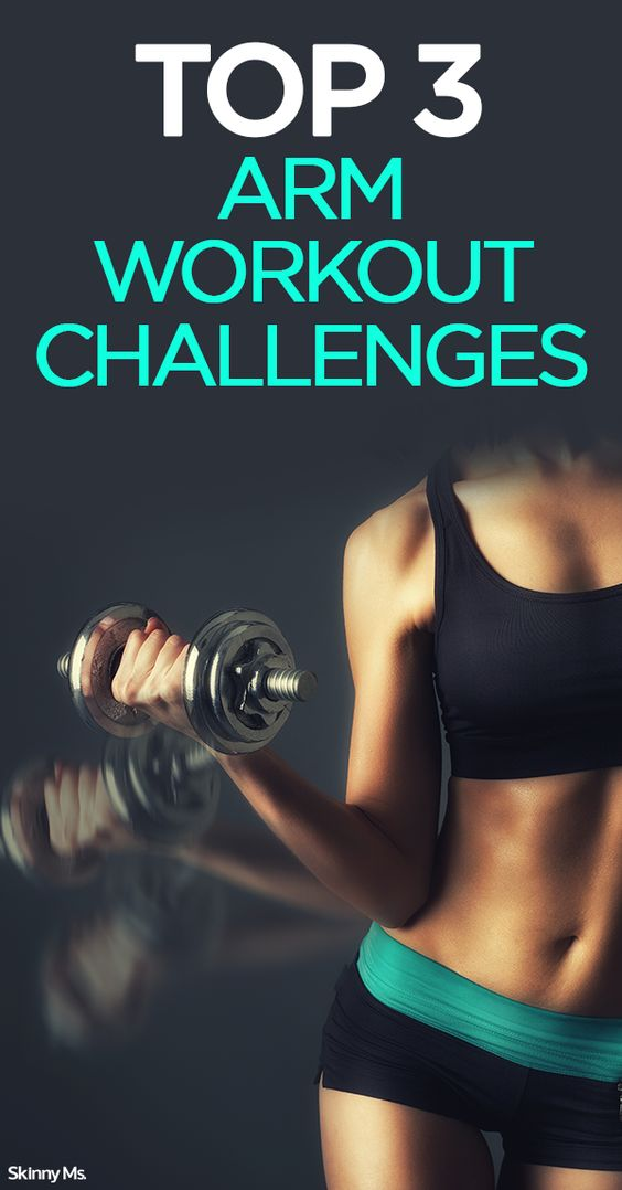 Top 3 Arm Workout Challenges