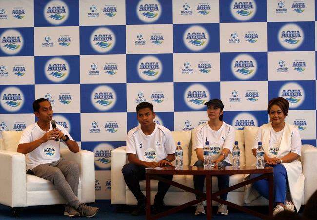 Danone-AQUA Gelar Final Nasional AQUA Danone Nations Cup Keenam Belas