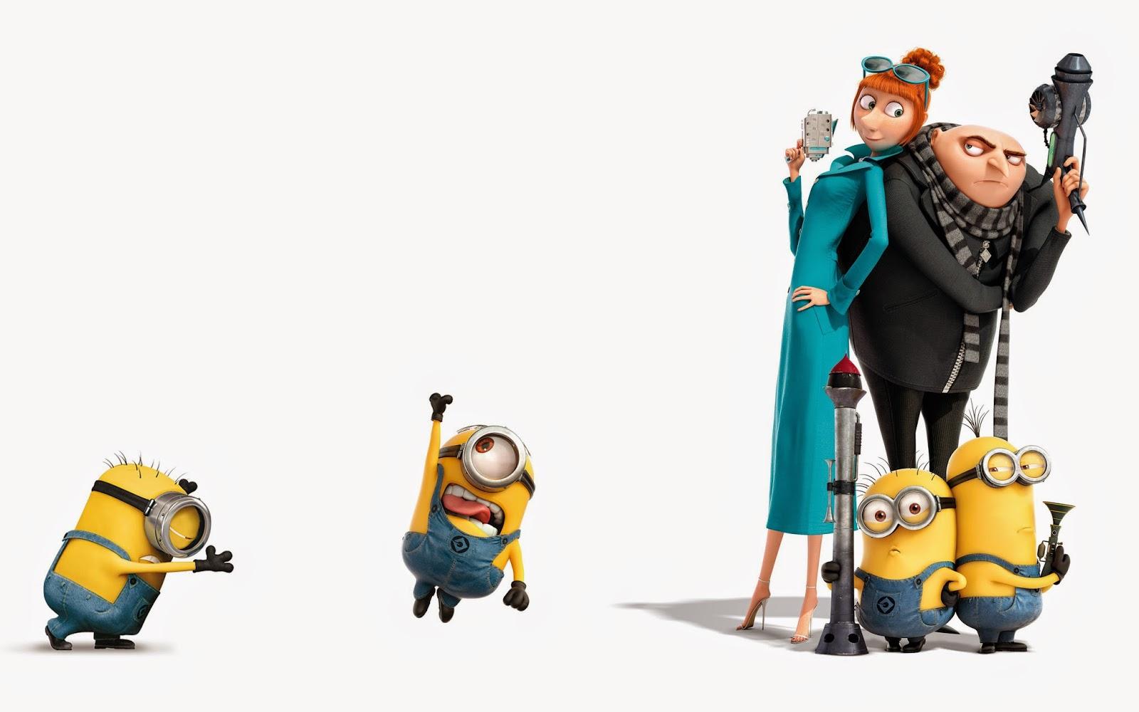 Film Animasi Paling Populer di Dunia