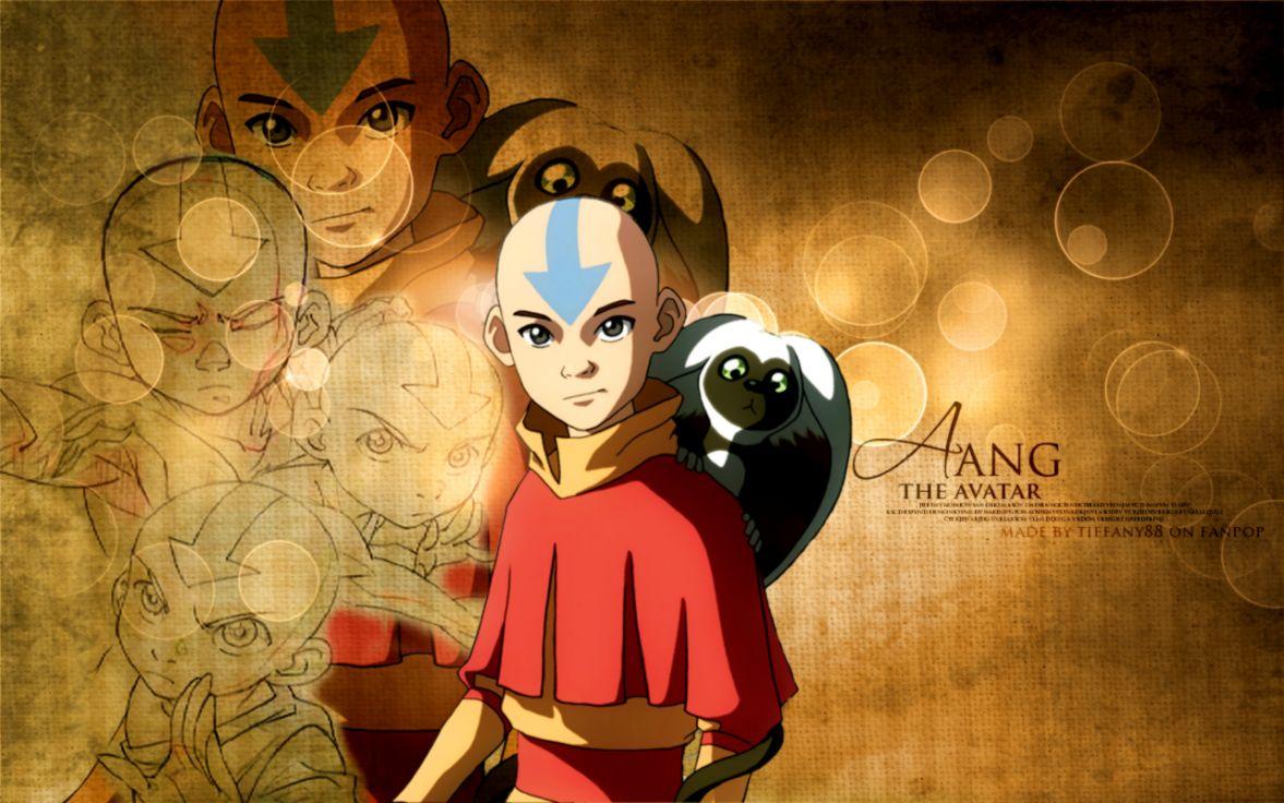 Avatar The Last Airbender Wallpaper 4k Zendha