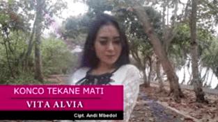 Lirik Lagu Konco Tekane Mati - Vita Alvia