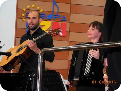 Bandoneon in concert la Europa Season