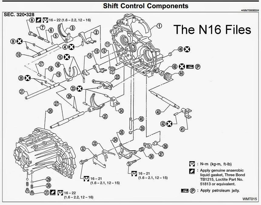 Nissan Almera 1 6 Engine Diagram