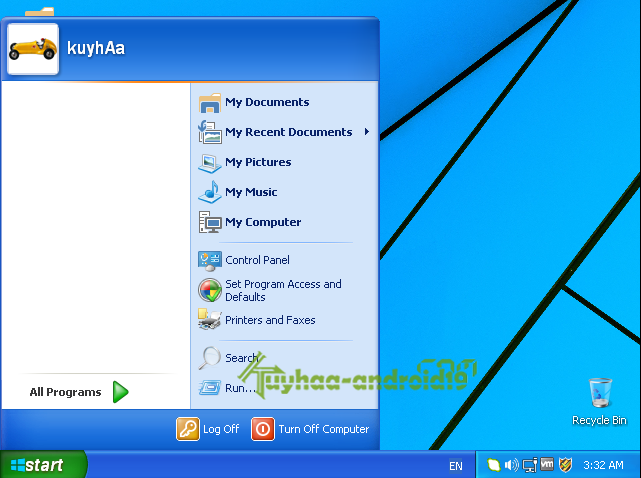 Windows XP Professional SP3 10 Edition 2017 kuyhaa