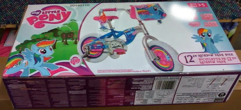 Equestria Daily Mlp Stuff Another New My Little Pony Bike Has