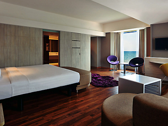 Kamar Mercure Convention Centre Ancol