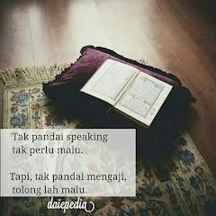 Antara Speaking English dan Mengaji Al-Quran