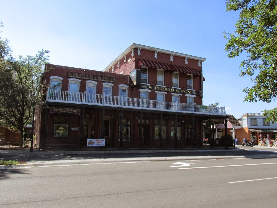 carson city historic hotels
