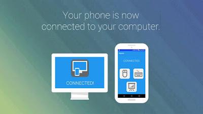 طريقة التحكم في الكمبيوتر الخاص بك عن طريق هاتفك الذكي