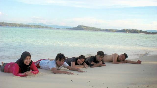Pulau Saronde Gorontalo