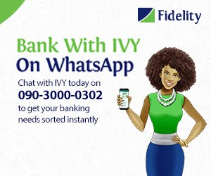 Bank with IVY on Whatsapp click pix