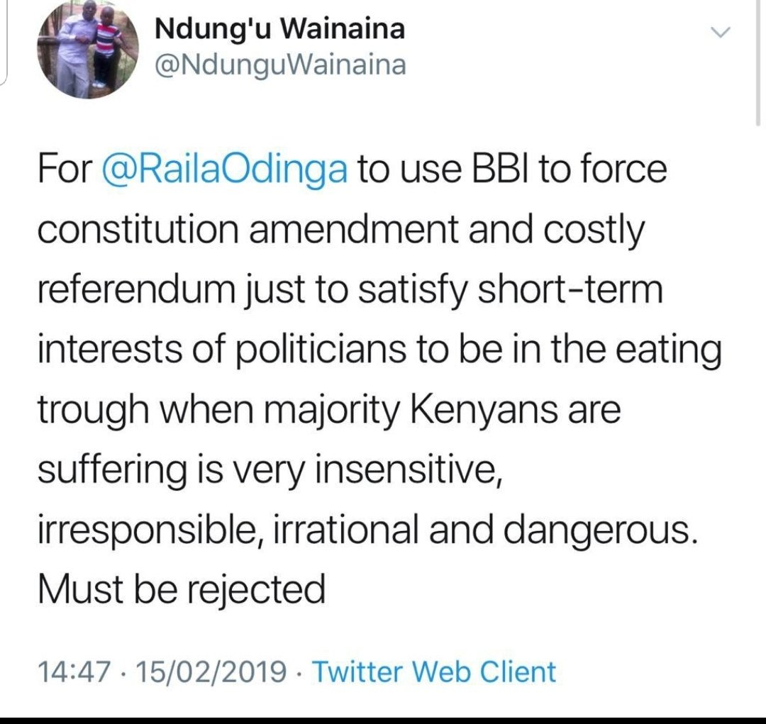 Winnie Odinga Bares Her Political Claws In Savage Tweetfight