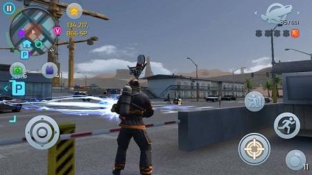 Gangstar Vegas Mod Apk VIP