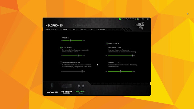 razer kraken best eq settings