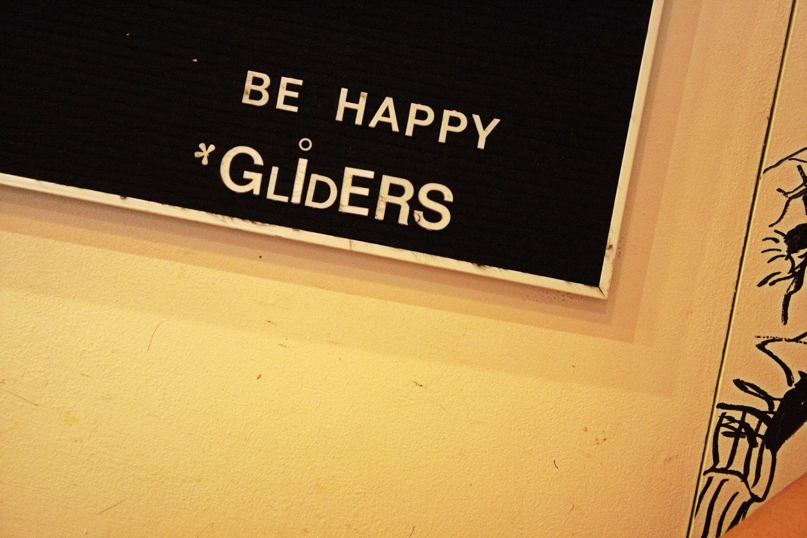 glider cafe, potts point