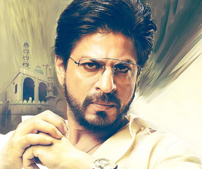 Raees first look images