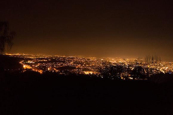 Ciemne niebo-zanieczyszczenie światłem