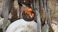 fire in the cauldron